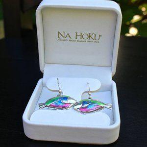 Na Hoku Fish Earrings